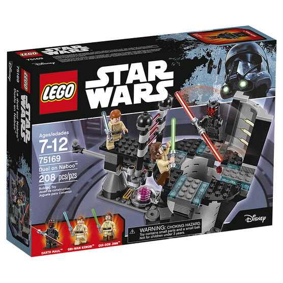 Lego Star Wars Duel on Naboo