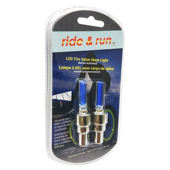 Smart Accessories Ride Run Bike Valve Light LED - 1402651