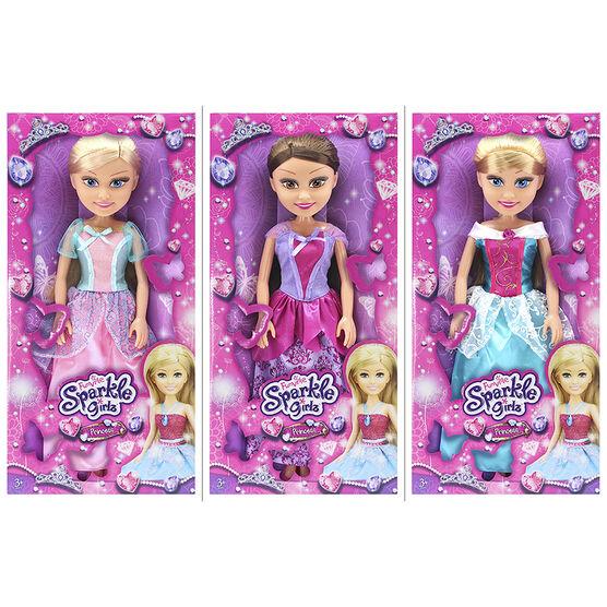 Sparkle Girlz - Princess Doll - Assorted