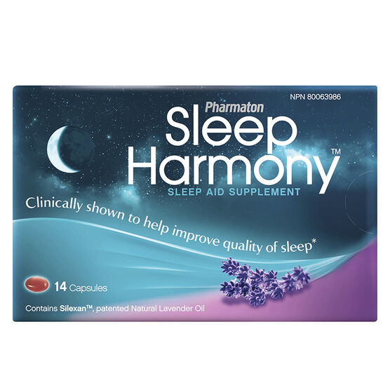 Pharmaton Sleep Harmony Sleep Aid Supplement - 14's