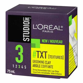 L'Oreal Studio Line #TXT Grooming Clay - 75ml