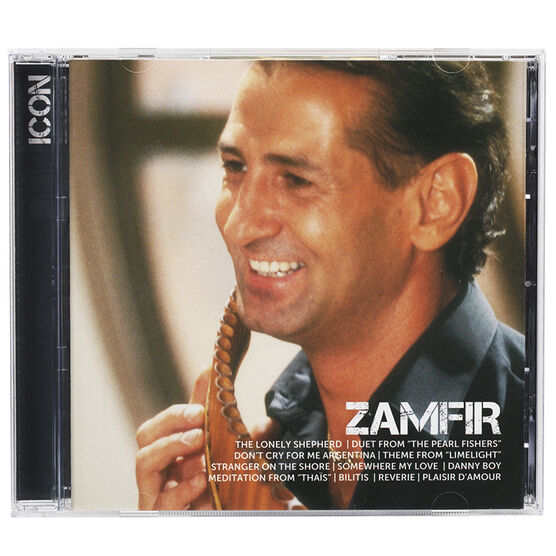 Zamfir - Icon - CD