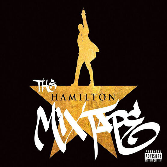 The Hamilton Mixtape - CD