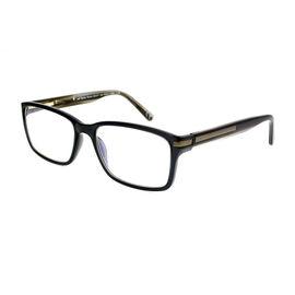 Foster Grant Brockton Reading Glasses - Black/Bronze - 2.50