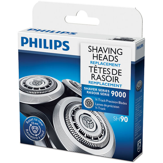 Philips 9000 Series Replacement Shaving Heads - SH90/63