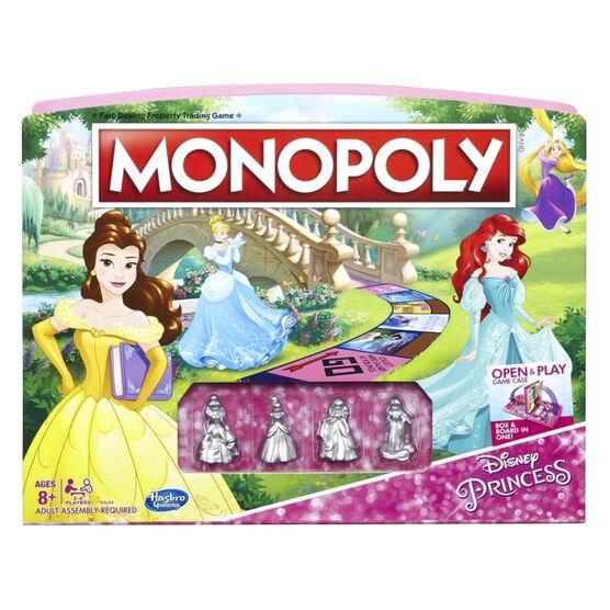 Monopoly Disney Princess 3D