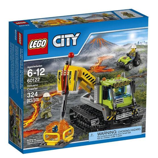 Lego City Volvano Crawler - 60122