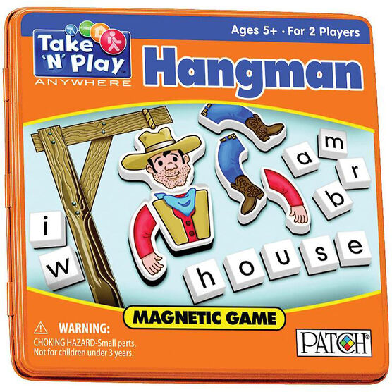 Hangman Tin Game