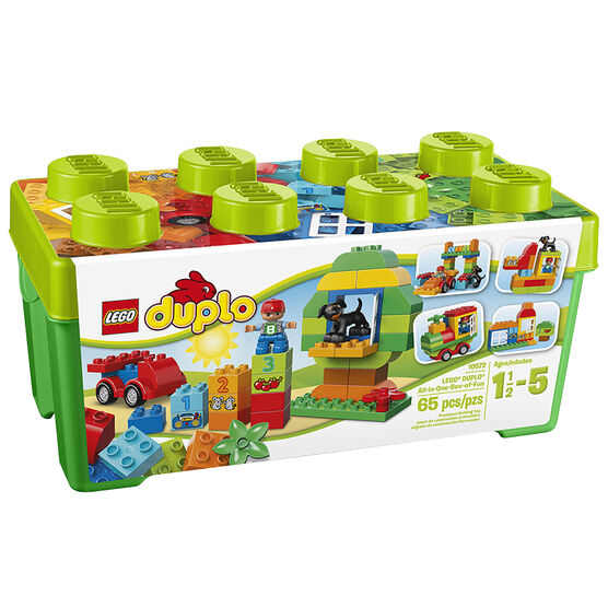 Lego Duplo - All-in-One Box-of-Fun