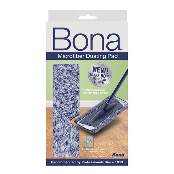 Bona Microfiber Dusting Pad - 4x15 inches