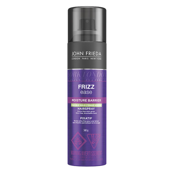 John Frieda Frizz Ease Moisture Barrier Hairspray - Flexible Hold - 340g