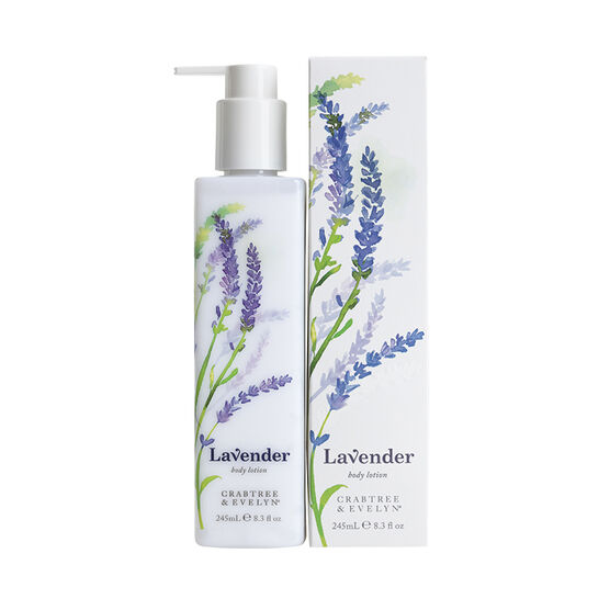 Crabtree & Evelyn Lavender Body Lotion - 245ml