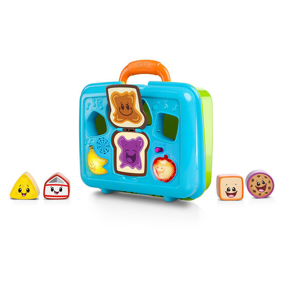 Bright Starts Sort n' Giggle Lunch Box