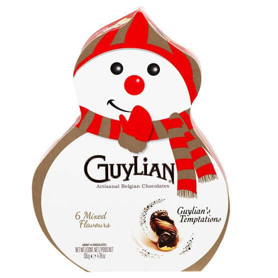 Guylian Temptations Snowman - 135g