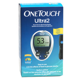 Lifescan One Touch Ultra 2 Blood Glucose Monitoring System