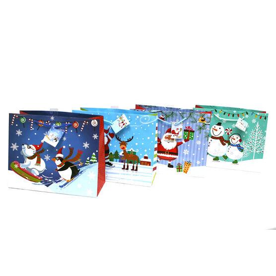Christmas Horizontal Bag - Assorted
