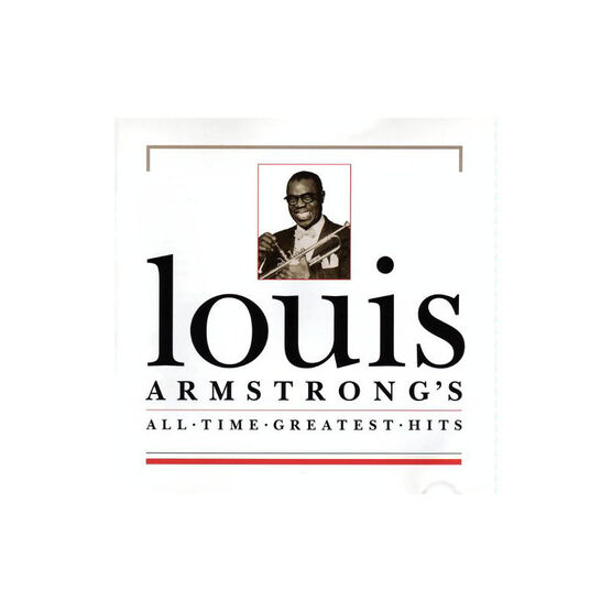 Louis Armstrong's All Time Greatest Hits - CD