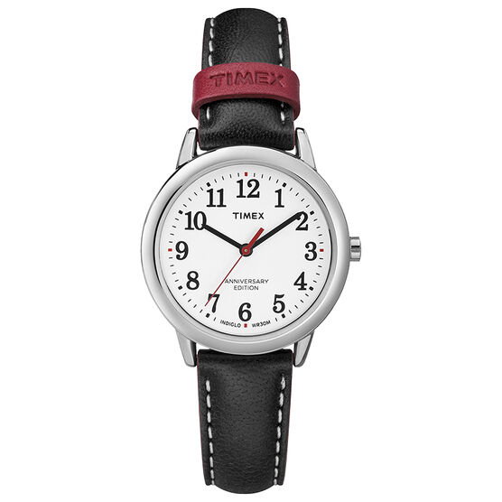Timex Easy Reader 40th Anniversary Mid Size Watch - Black - TW2R40200NG