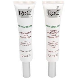 RoC Pro-Sublime Anti-Age Eye Perfecting System - Intensive - 10ml