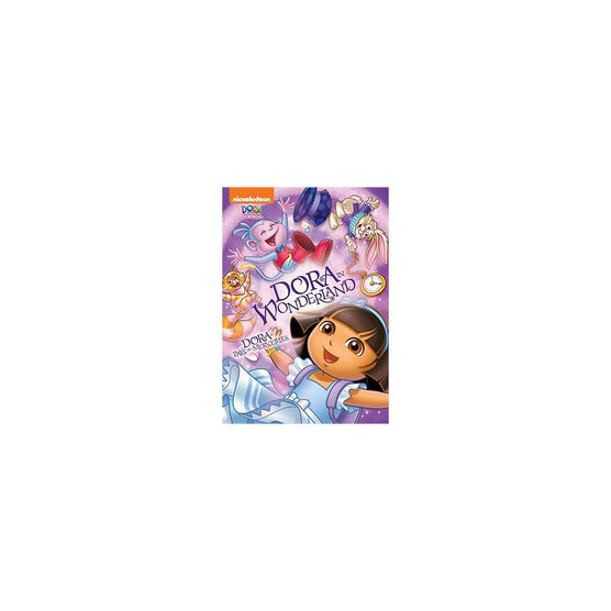 Dora The Explorer: Dora In Wonderland - DVD