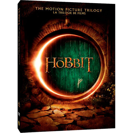 The Hobbit: The Motion Picture Trilogy - DVD