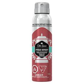 Old Spice Invisible Spray Anti-Perspirant & Deodorant - Pure Sport - 132ml