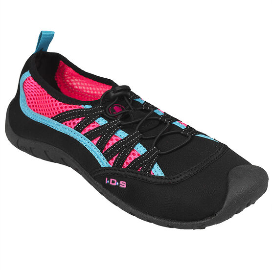 Body Glove Aqua Women's Sidewinder Shoe - Black/Pink/Blue - Size 5-10