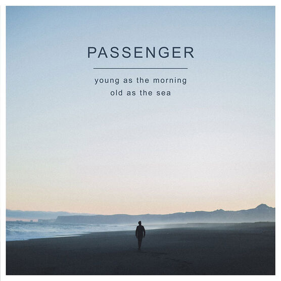 Passenger - Young As The Morning, Old As The Sea - CD