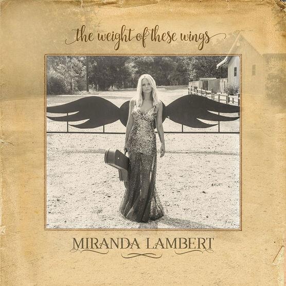 Miranda Lambert - The Weight of These Wings - 2 CD