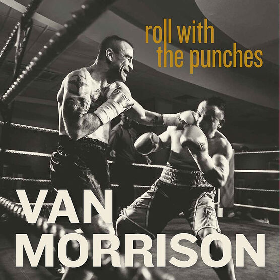 Van Morrison - Roll With The Punches - CD