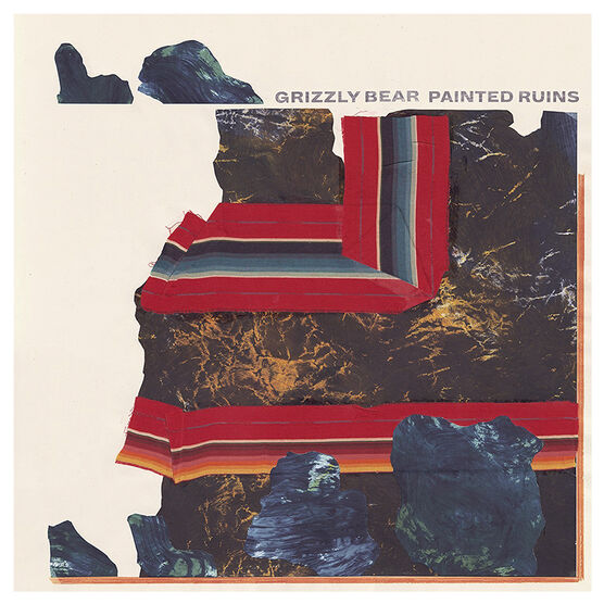 Grizzly Bear - Painted Ruins - CD