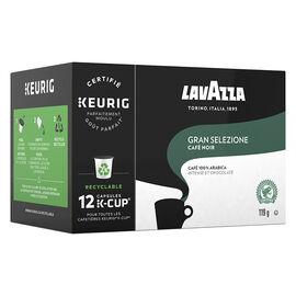 Lavazza K-Cup Gran Selezione - 12 pack