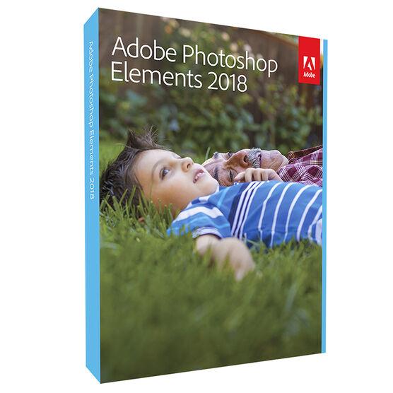 Adobe Photoshop Elements Version 2018