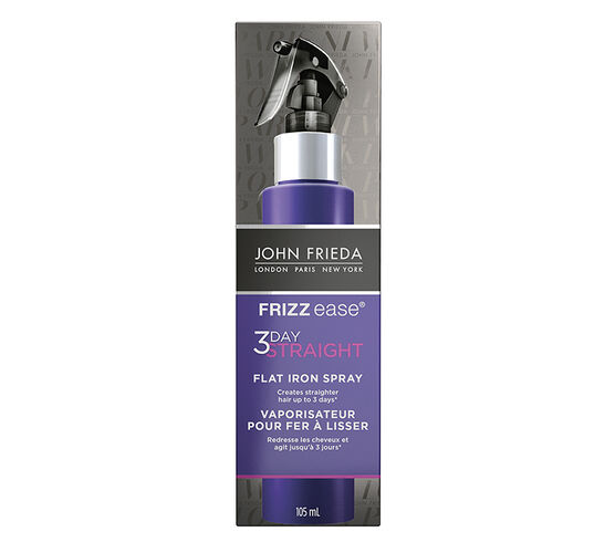 John Frieda Frizz Ease 3 Day Straight Flat Iron Spray - 105ml