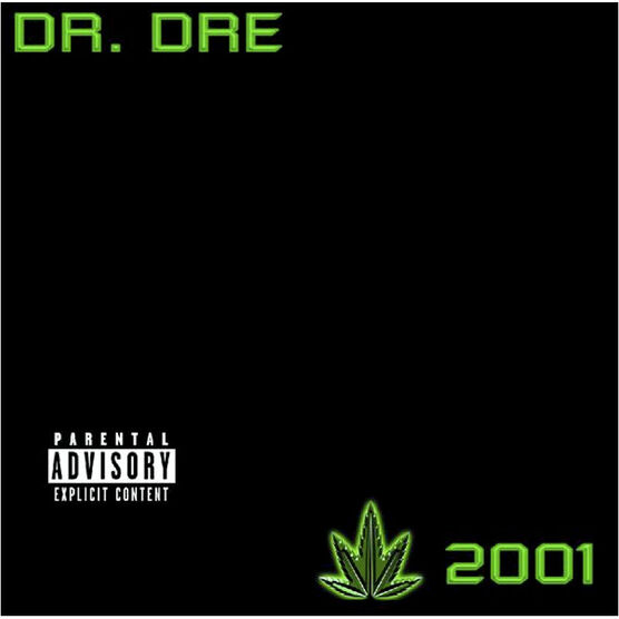 Dr. Dre - 2001 - Vinyl