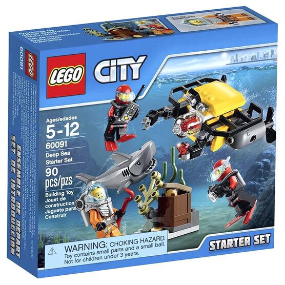 Lego City Deep Sea Starter Set - 60091