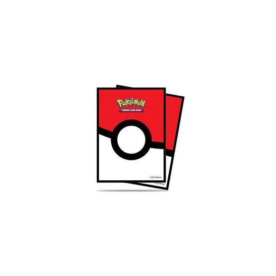 Pokémon Pokeball Card Sleeves