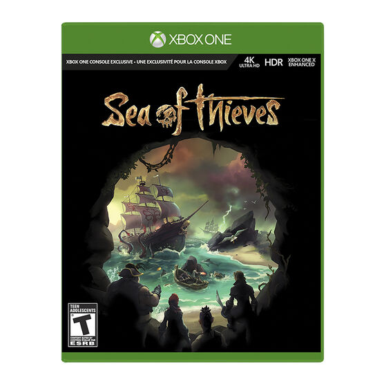 PRE-ORDER: Xbox One Sea of Thieves