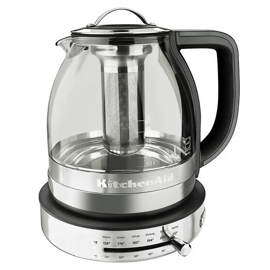 KitchenAid Glass Tea Kettle - 1.5L - KEK1322SS