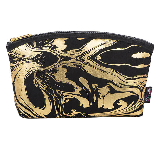 Soho Gold Marble Clutch - A005712LDC