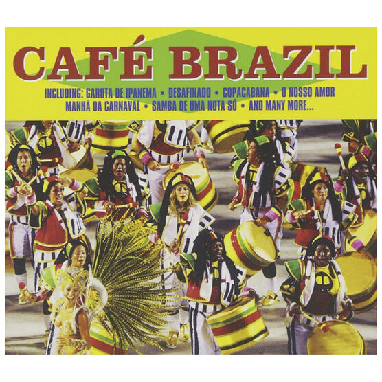 Various Artists - Cafe Brazil - 2 CD