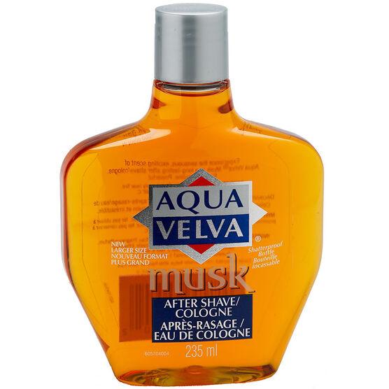 Aqua Velva After Shave - Musk - 235ml
