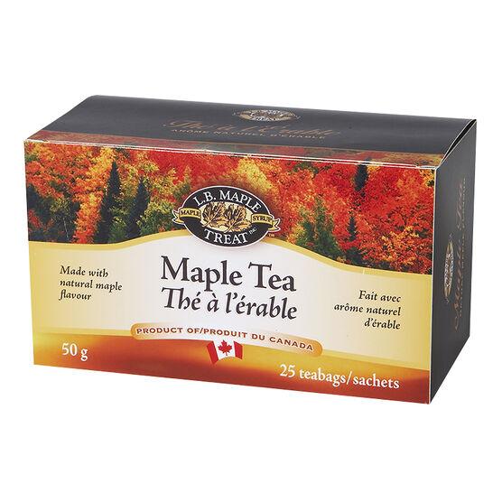 LB Maple Treat Maple Tea - 25's
