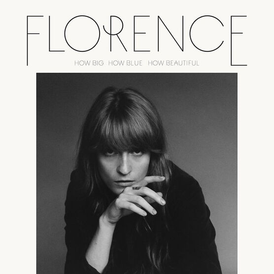 Florence + the Machine - How Big, How Blue, How Beautiful - 2 LP Vinyl