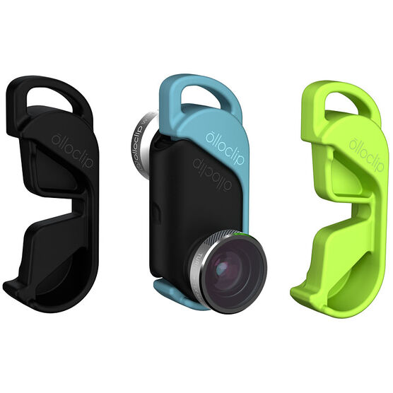 Olloclip 4-in-1 Kit for iPhone 6/6s - Black /Clear - OC0000201EU