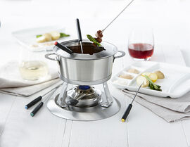 Trudeau 3-in-1 Fondue Set