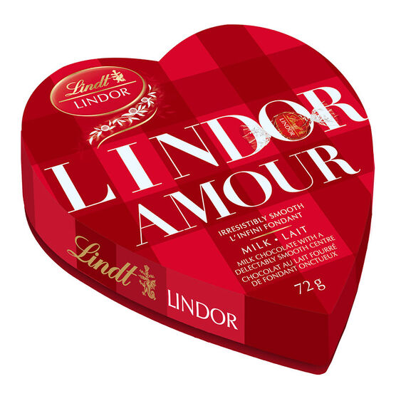 Lindor Amour - Milk Chocolate - 72g