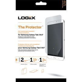Logiix Screen Protector for Samsung Galaxy Tab 3 8inch - LGX-10758