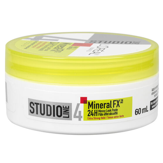 L'Oreal Studio Line MineralFX Messy Look Paste - 75ml
