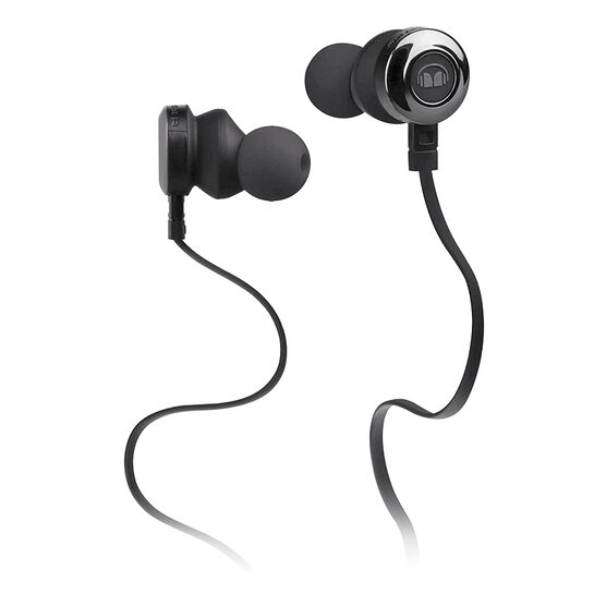 Monster ClarityHD Headphones - Black - MHCLYIEBKCUWW